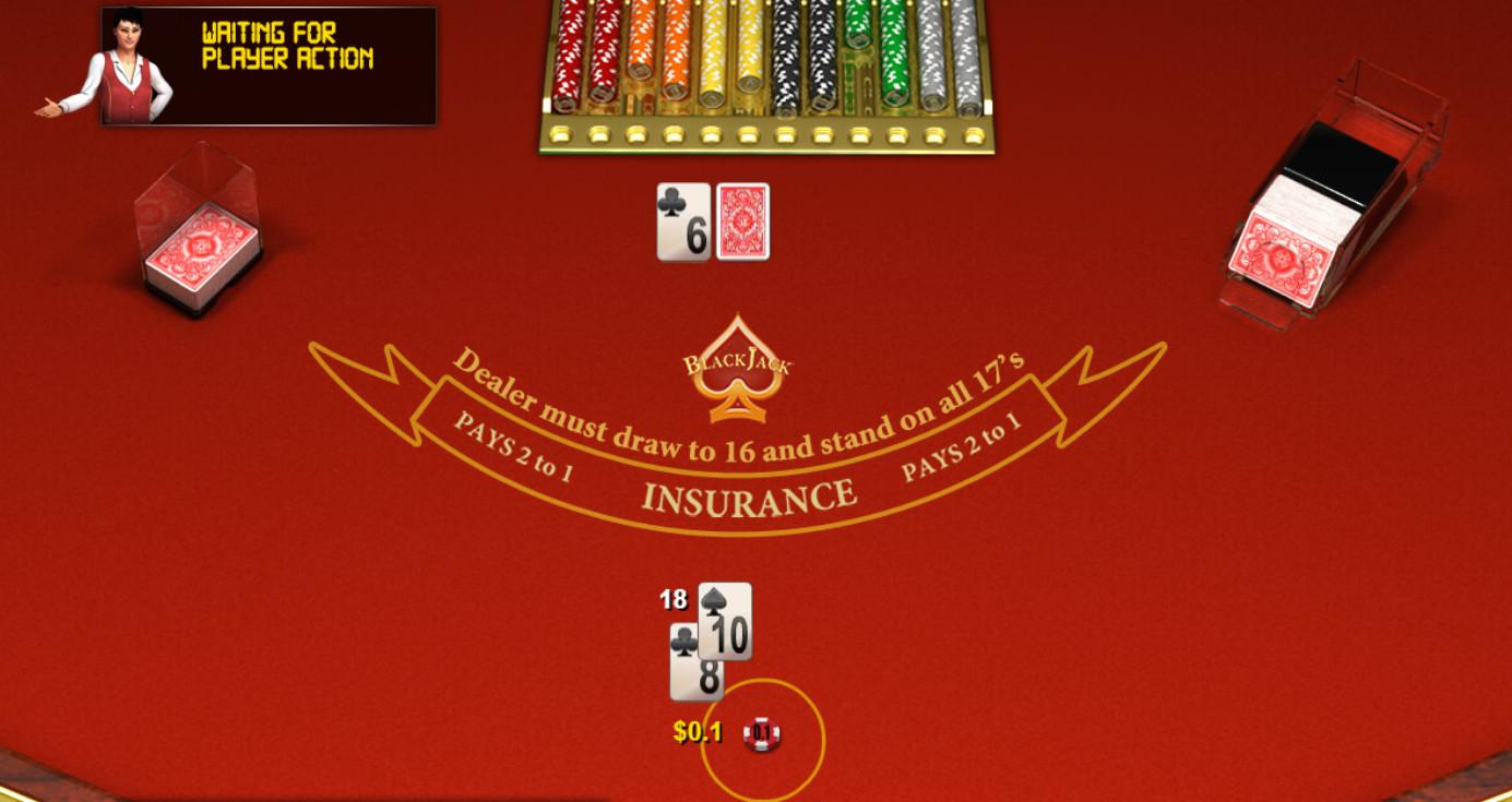 Blackjack là game bài khá dễ chơi và vô cùng hấp dẫn