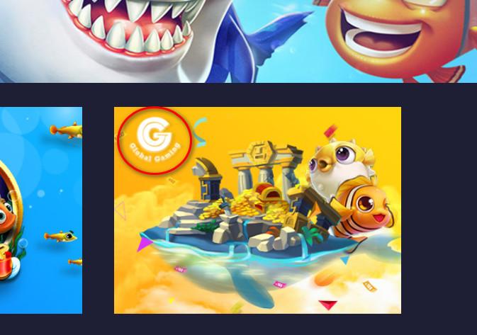 Chọn game Bắn cá tại sảnh Global Gaming