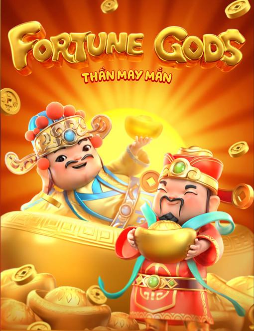 Fortune Gods - Slot Game hấp dẫn tại 7ballBET
